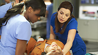 Watch Saving Hope Season 2 Episode 5 - The Face of the Gian... Online