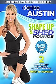 Denise Austin: Shape Up & Shed Pounds