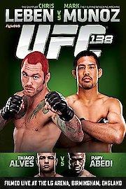 UFC 138: Leben vs. Munoz