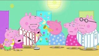 Watch Peppa Pig Season 7 Episode 12 - The Noisy Night / Wi... Online