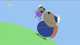 Watch Peppa Pig Season 7 Episode 8 - Captain Daddy Dog / ... Online