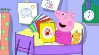 Watch Peppa Pig Season 7 Episode 9 - Bedtime Story / Lost... Online