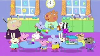 Watch Peppa Pig Season 7 Episode 11 - The Pet Competition ... Online