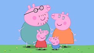 Watch Peppa Pig Season 6 Episode 13 - The Sleepover/Cold W... Online