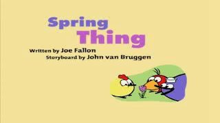 Watch PEEP and the Big Wide World Season 4 Episode 1 - Spring Thing/Springy... Online