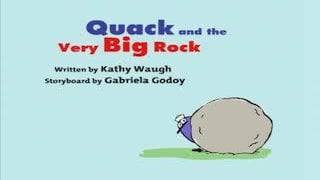 Watch PEEP and the Big Wide World Season 4 Episode 3 - Quack and the Very B... Online
