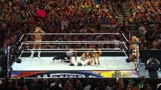 Watch WWE WrestleMania 28 Season 1 Episode 8 - Kelly Kelly & Maria ... Online