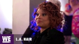 Watch L.A. Hair - 'Setting Up for Hair Opera' Sneak Peek | L.A. Hair | Season 5 Online