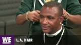 Watch L.A. Hair - 'Stacey Kutz Tommy Davidson' Deleted Scene | L.A. Hair | Season 5 Online