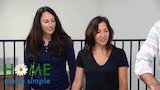 Watch Home Made Simple - First Look: Family Room Facelift | Home Made Simple | Oprah Winfrey Network Online