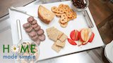 Watch Home Made Simple - DIY: An Elegant Marble Serving Tray | Home Made Simple | Oprah Winfrey Network Online