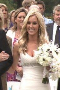 Dallas Cowboys Cheerleaders: Brides