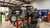 Watch Fast N' Loud - The Gas Monkeys Set To Chopping This '34 Ford | Fast N' Loud Online