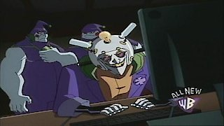 Watch The Batman Season 5 Episode 8 - The Metal Face of Co... Online