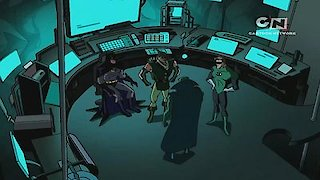 Watch The Batman Season 5 Episode 12 - Lost Heroes (1) Online
