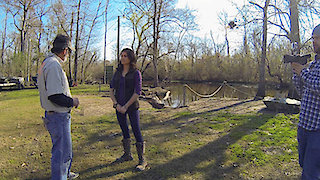 Watch Haunted Highway Season 2 Episode 2 - Manchac Swamp/ Moonv... Online