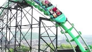 Watch Insane Coaster Wars Season 3 Episode 2 - Inverted Woodie Online
