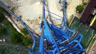 Watch Insane Coaster Wars Season 3 Episode 3 - World's Tallest Loop Online
