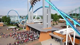 Watch Insane Coaster Wars Season 3 Episode 4 - 318-foot Scream Mach... Online