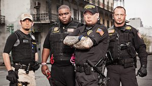 Watch Big Easy Justice Season 1 Episode 10 - Wanted in Two States Online