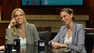 Watch Larry King Now Season 4 Episode 142 - Erin & Sara Foster O... Online
