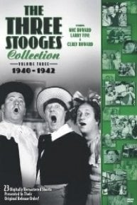 Three Stooges Collection 1940-1942