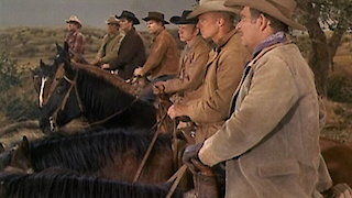 Watch The Big Valley Season 1 Episode 30 - The Last Train to th... Online