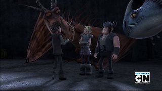 Watch Dragons: Riders of Berk Season 3 Episode 15 - A Tale of Two Dragon... Online