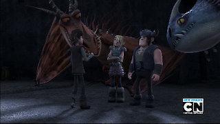 Watch Dragons: Riders of Berk Season 3 Episode 15 - A Tale of Two Dragon... Online