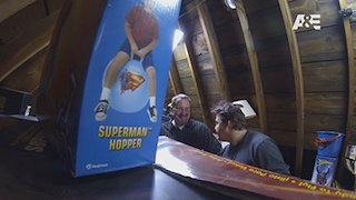 Watch Toy Hunters Season 3 Episode 9 - Superhero Sanctuary Online