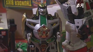 Watch Toy Hunters Season 3 Episode 11 - 90s Flashback Online