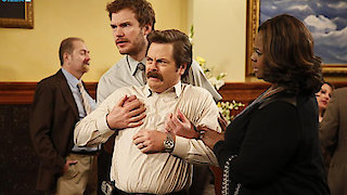 Watch Parks & Recreation Season 7 Episode 11 - Two Funerals Online