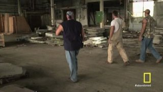 Watch Abandoned Season 1 Episode 12 - Vermont Marble Facto... Online
