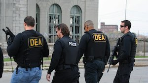 Watch DEA Season 2 Episode 9 - Big Rig Meth Bust Online