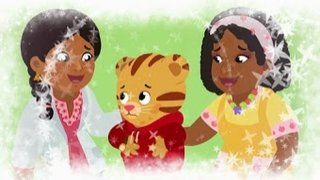 Watch Daniel Tiger's Neighborhood Season 7 Episode 3 - Sharing at the Libra... Online