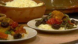 Watch From Martha's Kitchen Season 6 Episode 16 -  Steak and Salad Men... Online