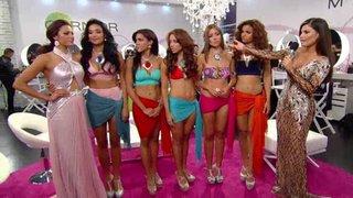 Watch Nuestra Belleza Latina Season 9 Episode 9 - Dom, Mar 15, 2015 Online