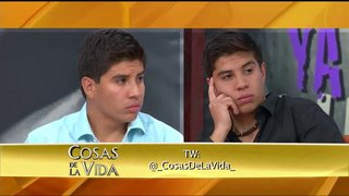Watch Cosas de la Vida Season 2 Episode 499 - Mi Secreto Ya No Se ... Online