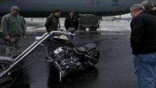 Watch American Chopper Season 6 Episode 26 - Gladiator Garagework... Online