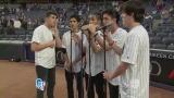Watch El Gordo y la Flaca Season  - CNCO Lograron un Sueo Cantando el Himno Nacional de los EEUU en el Estadio de Los Yankees Online