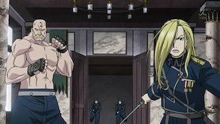 Watch Fullmetal Alchemist: Brotherhood Season 2 Episode 26 - Combined Strength Online
