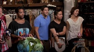 Watch The Fashion Show Season 2 Episode 8 - Eccentric Glamour Wi... Online