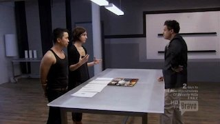 Watch The Fashion Show Season 2 Episode 9 - Elemental Fashion Online