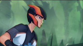 Watch Slugterra Season 3 Episode 13 - Light As Day Online