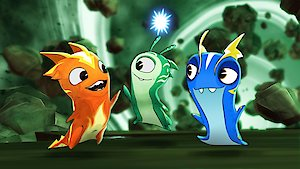 Watch Slugterra Season 3 Episode 12 - Dark As Night Online