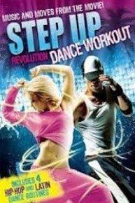 Step Up Revolution Dance Workout