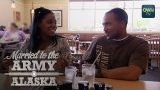 Watch Married to the Army: Alaska Season  - Deleted Scenes: First Breakfast Home | Married to the Army | Oprah Winfrey Network Online