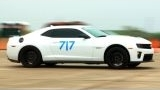 Watch Motor Trend Video - Top Speed Runs in Hennessey's Chevy Camaro ZL1 and Ford GT at the Texas Mile! - The J-Turn Episode 6 Online