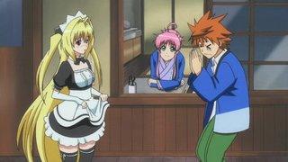 Watch To Loveru Season 1 Episode 21 - Keshiro tei chi fuur... Online