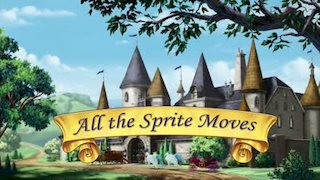 Watch Sofia the First Season 3 Episode 8 - All the Sprite Moves Online